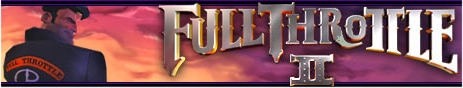 Full Throttle Banner