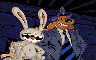 Sam & Max in Hit the Road